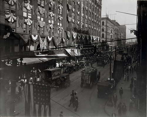 Washington and Seventh, 1910s