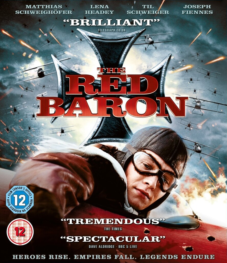 red baron movie poster 2008 here s a link to the official flickr