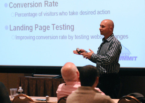 Landing Page Testing To Increase Conversions on Affiliate Summit West 2009 | by affiliatesummit