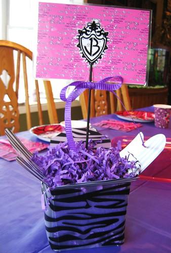 Jonas Brothers Table Centerpiece | Jonas Brothers table ...