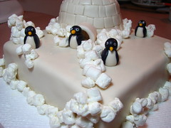 Igloo and Penguins | by Ken's Oven