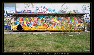 Berlin - Kunst - Bretterbude / Container - Graffiti | by sualk61