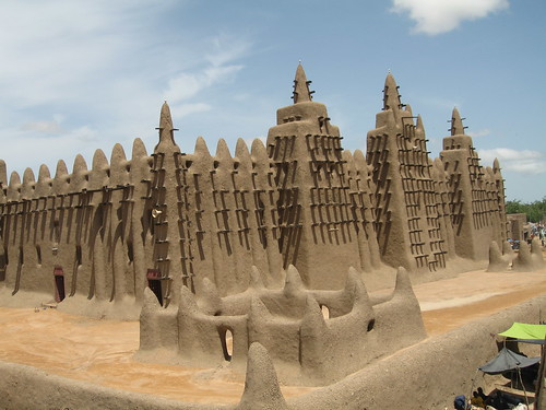 The Great Mosque, Djenne | by 300td.org