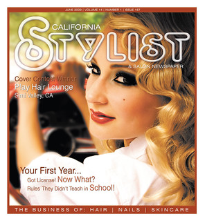 California Stylist Cover | by Todd Jones Photography