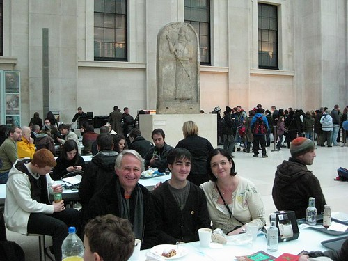 Lunch and coffee at the British Museum | by evil_josh