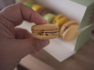 Macarons from Ladurée | by maki