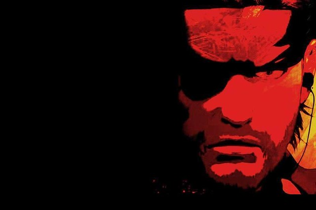 Naked Snake Wallpaper