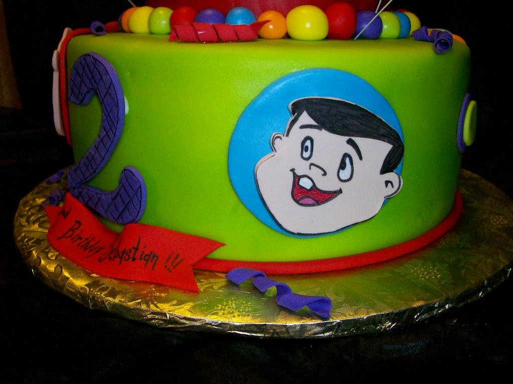 El Chavo Del 8 Birthday Cake Sandra Durbin Flickr