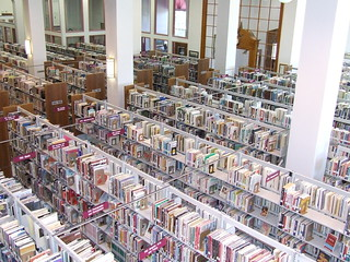 Rows and Rows of Books! | by Twin Falls Public Library