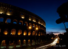 Night at Colloseum | by betterpharm