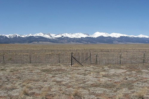 Sangre de Cristo Mountains | by J. Stephen Conn