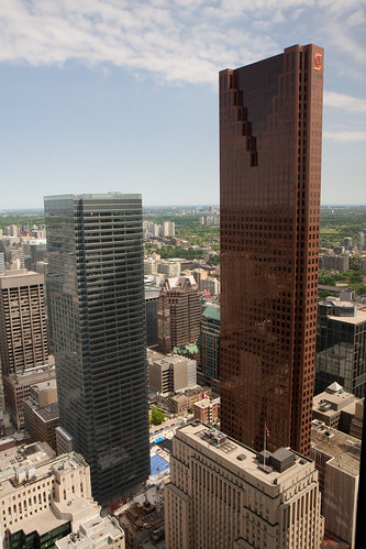 Scotia Bank Tower | by veggiefrog