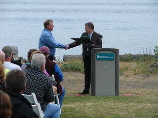 Ribbon Cutting Ceremony | by WSDOT