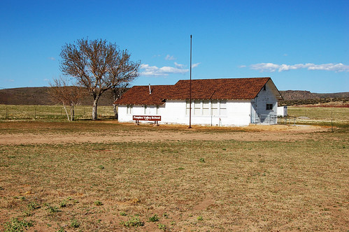 Arizona, Yavapai County, Peeples Valley School (908) | by EC Leatherberry