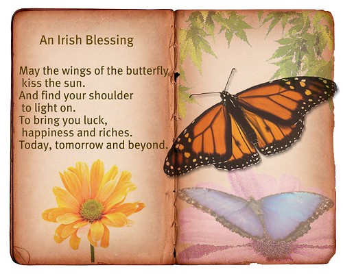 An Irish Blessing | by CHARMERS•*´¨`♥