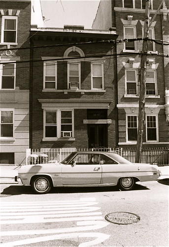 Old Car & Apartments, Astoria 2002 | by ChrisGoldNY