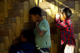 Peeping Toms, Northern Laos | by The Hungry Cyclist