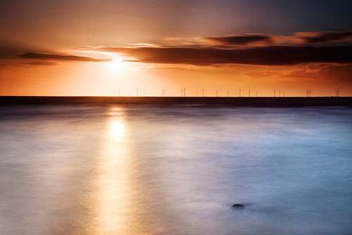 Atomic Sunset III, Crosby. | by Ianmoran1970