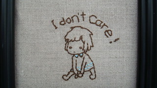 I don't care | by nanceejoo
