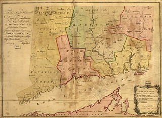 Colony of Connecticut in North-America | by uconnlibrariesmagic