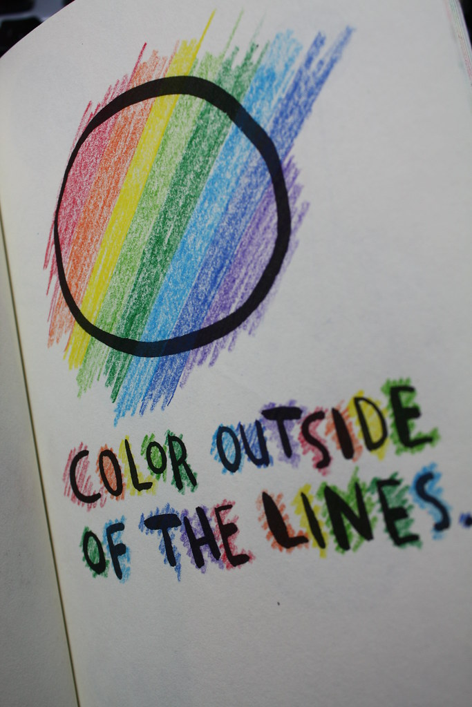 By Caitysparkles WTJ Color Outside The Lines