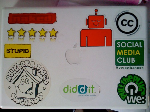 Laptop Stickers | by Katy Lindemann