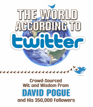 The World According to Twitter! | by stevegarfield