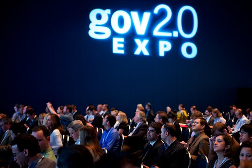Gov 2. 0 Expo Audience | by O'Reilly Conferences