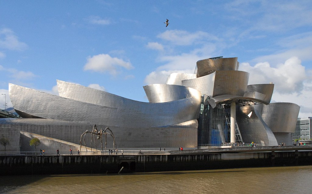 Image result for guggenheim bilbao
