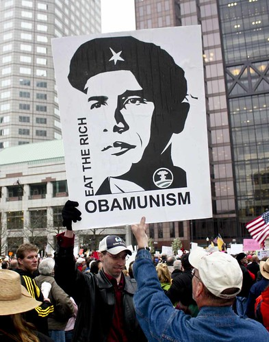 Obamunism sign | by excelglen
