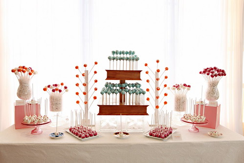 Cake pop Dessert Table | by Sweet Lauren Cakes