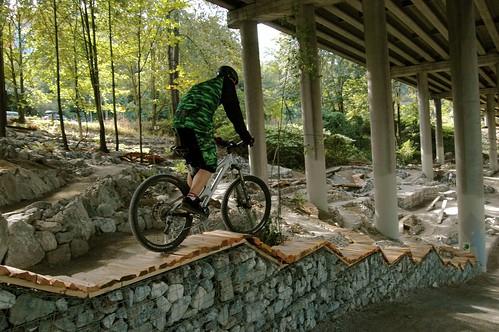 colonade biker king county parks your big backyard flickr