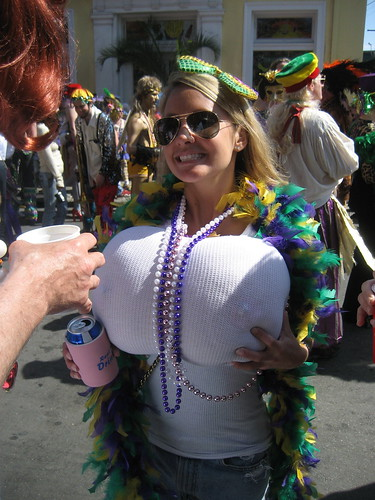 Mardi gras new orleans 2015 - 1 part 8
