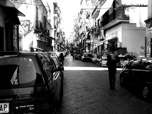 Napoli,via G.Savarese | by Piera D'Ambrosio