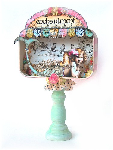 *eNCHaNTMeNt* FaiRy MeRMaiD aLTeReD aRt PaPeR DoLL TiN CoLLaGe | by sPaRK*YouR*iMaGiNaTioN