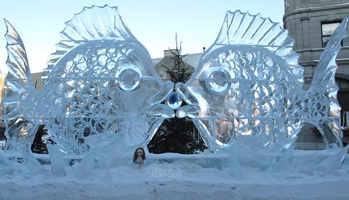 Ice Sculpture Escultura De Gelo Ice Sculpture