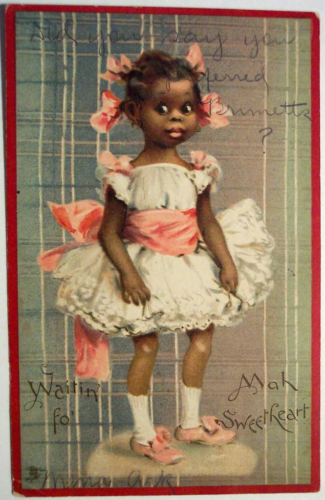 Vintage Valentine S Day Postcard Dave Flickr