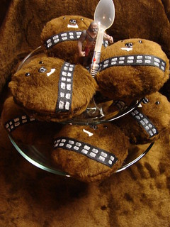 Wookie Cookies....nom nom nom | by Yummy Pancake