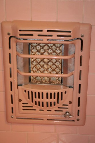 Superb ... Gas Heater In Pink Bathroom   By SA Moberly