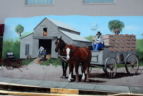 Brooksville Florida Murals The Mission Of The