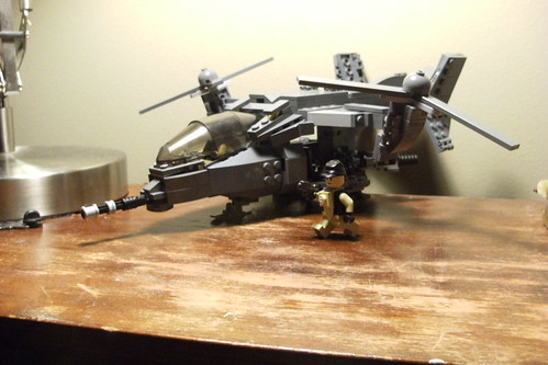 lego halo reach UH-144 Falcon 9 | by The Missing Piece[ovi]