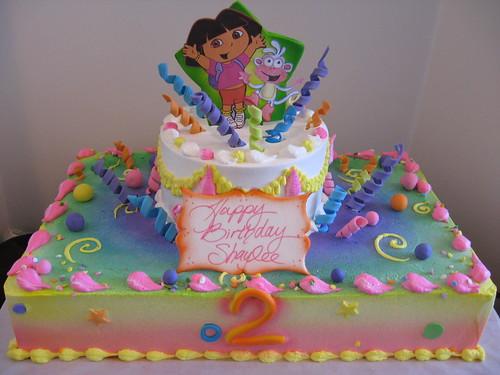 Dora Cake Recipe In English: Christy Vega-Gluch