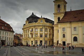 Sibiu, Romania | by goingslowly