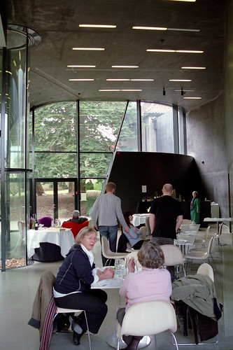 ordrupgaard museum extension 11 - cafe 2 | by Doctor Casino