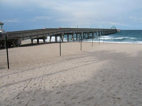 Deerfield beach pier go fishing practice catch for Deerfield beach fishing pier