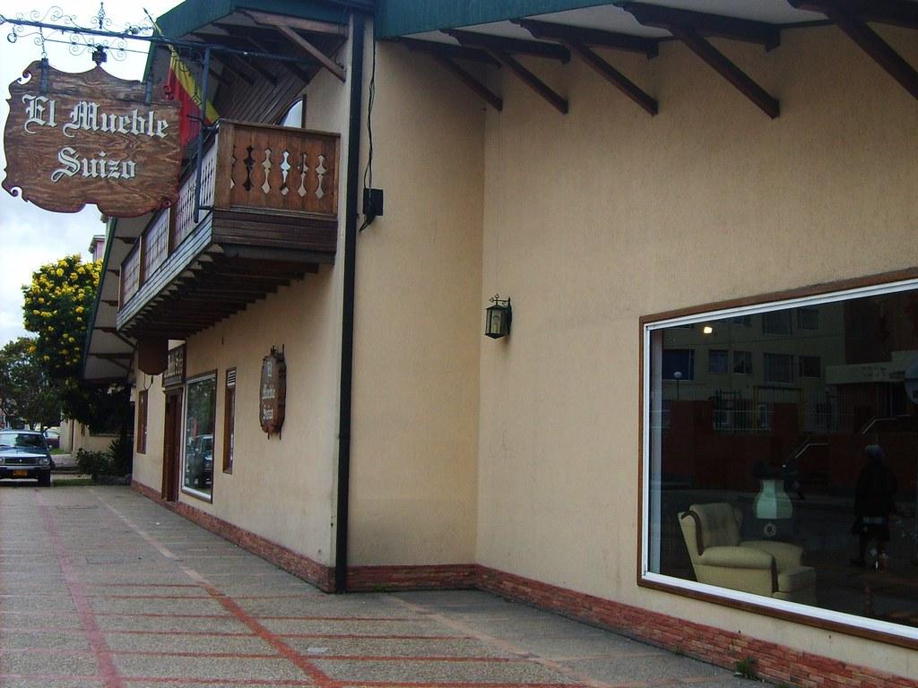 Muebles Suizos Bogot Colombia Edgar Zuniga Jr Flickr # Muebles Junior Suizo