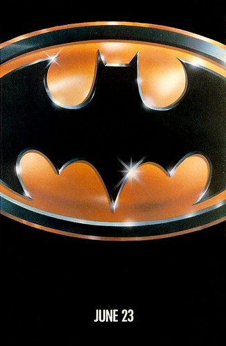 Batman (1989) June 23 teaser poster | by Paxton Holley