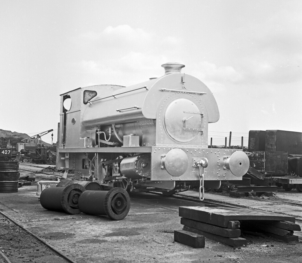 ... Peckett 2156 NCB Chislet Colliery 18 July 1965 | by pondhopper1