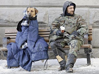 Homeless not heartless | by Crazy4Coffee2011