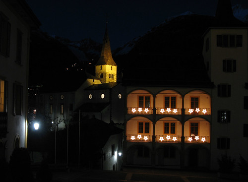 Visp church | by asmodejs